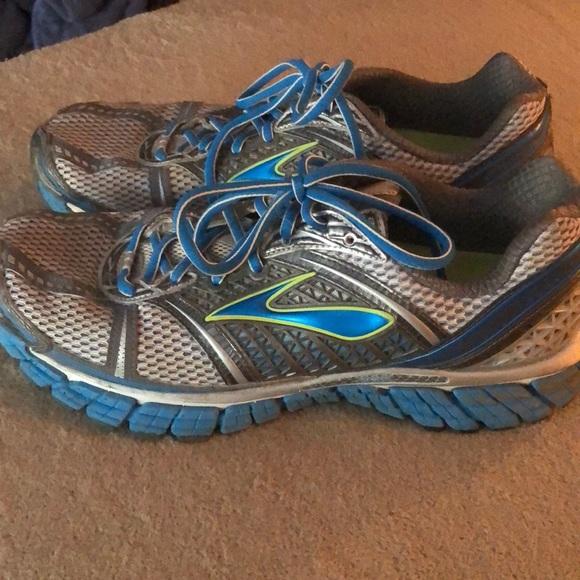 8f23c47d70d Brooks Shoes - USED Brooks Trance 12